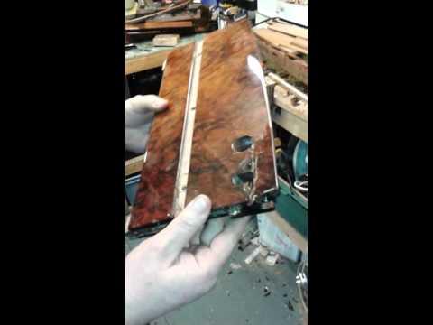 classic car wood repair,
