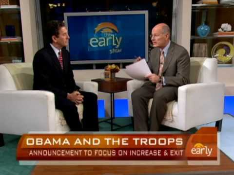 Obama's Troop Increase and Exit
