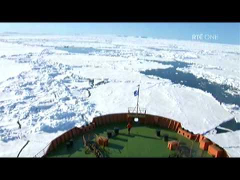 RUSSIAN NUCLEAR POWERED ICE BREAKER SHIP 50 LET POBEDY