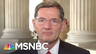 Senator John Barrasso: 'Much Better Off' With New GOP Health Care Plan | MTP Daily | MSNBC