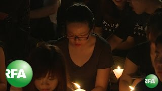 Tens of Thousands Attend Tiananmen Vigil in Hong Kong