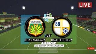 Download Video Link Live Streaming BHAYANGKARA FC VS BARITO PUTERA MP3 3GP MP4