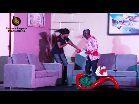 Hilarious Stage Play of events that happened in Ghana -Only In Africa