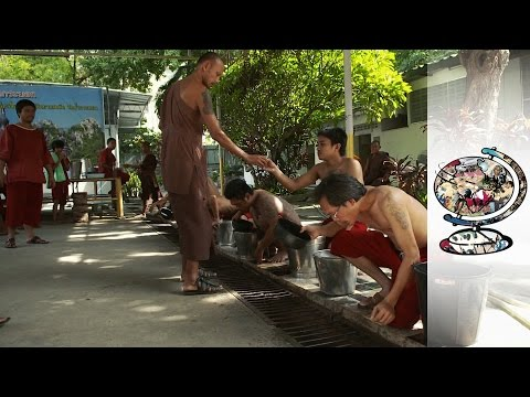 Thailand's Vomit Clinics Healing Ice Addicts