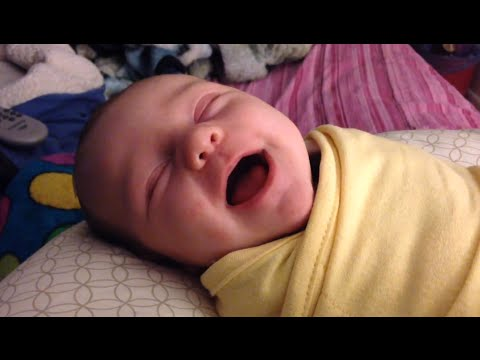 Best Babies Laughing While Sleeping Compilation