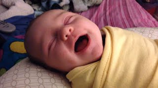 Cute Babies Laughing While Sleeping Compilation 2014 [HD]