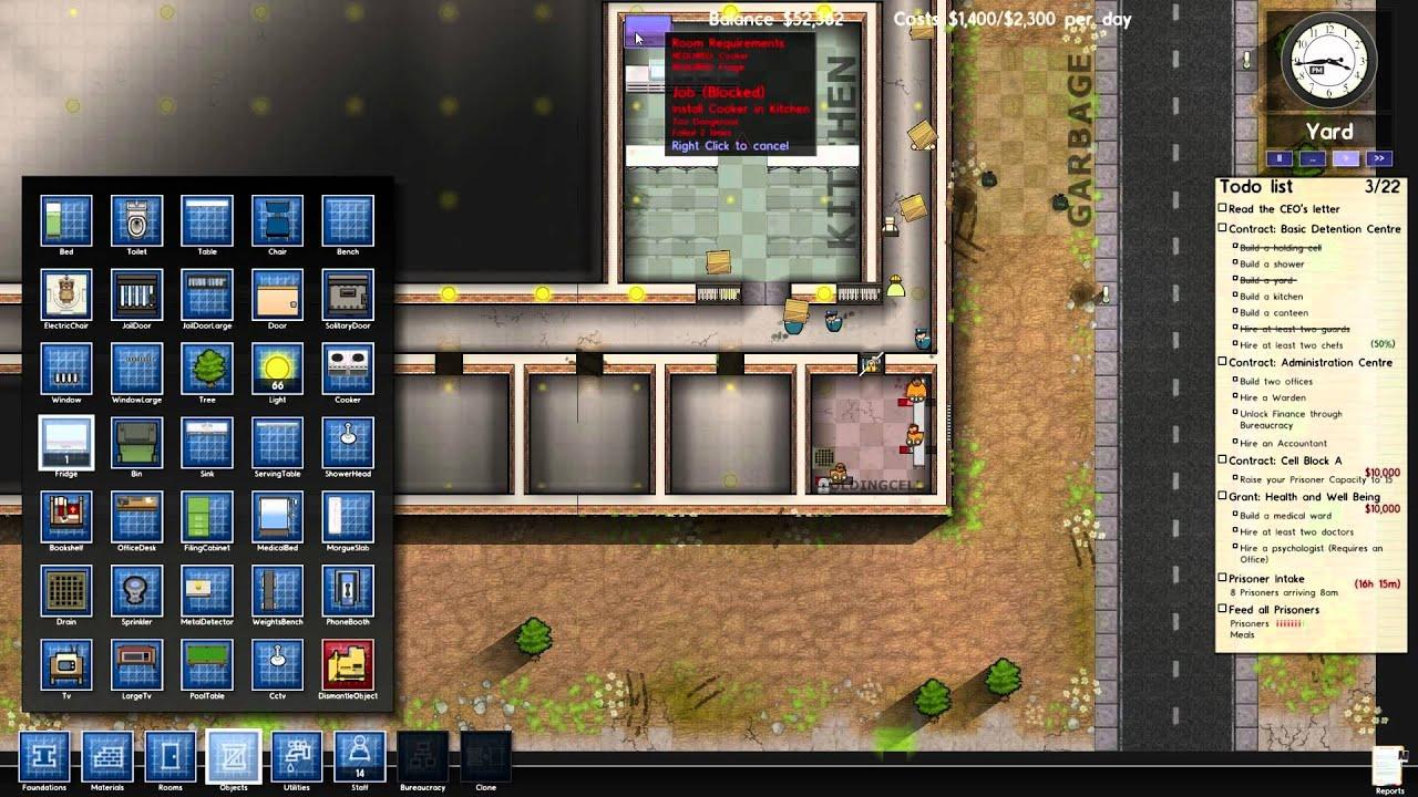 Prison Architect REDUX