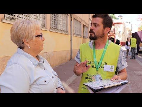 Testimonio de dos informadores de la Fundación Pasqual Maragall