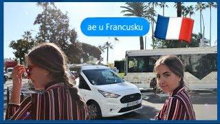 Iz Italije u FRANCUSKU | Vlog - 2 | Katarina Bugarin