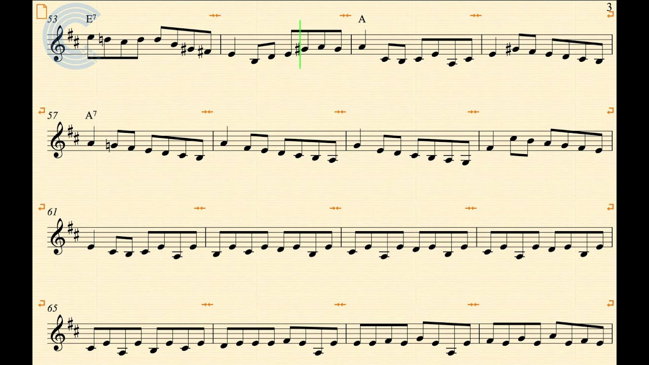 Horn Suite No 1 In G Major Bach Sheet Music Chords Vocals