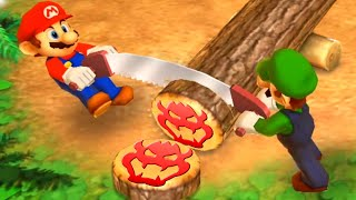 Mario Party The Top 100 MiniGames - Mario Vs Luigi Vs Rosalina Vs Yoshi (Master Cpu)
