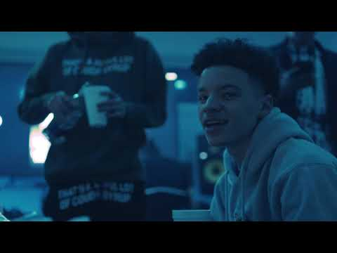 Lil Mosey in the studio with Diablo