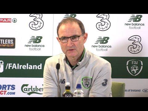 Ireland 1-5 Denmark (Agg 1-5) - Martin O'Neill Full Post Match Press Conference