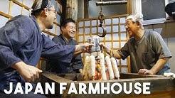 Staying at a Traditional Japanese Countryside Inn   Minshuku in Akita Japan