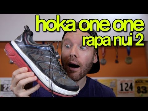 HOKA ONE ONE RAPA NUI 2 REVIEW - GingerRunner.com