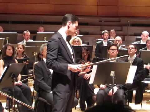 Charlie Siem performing Hindu Chant by Rimsky-Korsakov