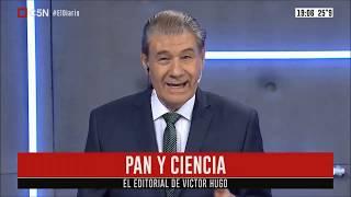 Editorial de Víctor Hugo en El Diario 17/01/2020