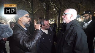 P1 Babies Sin Hashim Vs Christian Speakers Corner Hyde Park