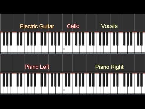 All Our Days - RWBY Volume 2 Piano, Vocal, Cello, Guitar Cover/Tutorial