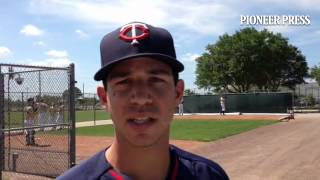 Video 2: Tommy Milone on his arm strength after hitting 88 mph several times. Also comfortable with