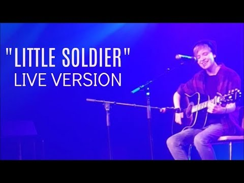"Kovu Kingsrod - ""Little soldier"" | Live at St.Croix"