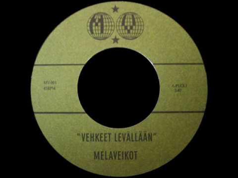 Melaveikot's 'Vehkeet Levällään' sample of Commodores's