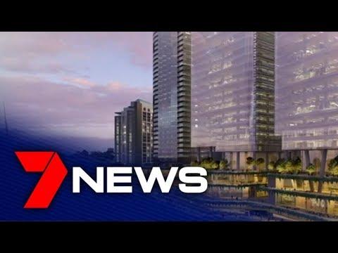 Brisbane City's Eagle Street Pier Makeover Plans | 7NEWS