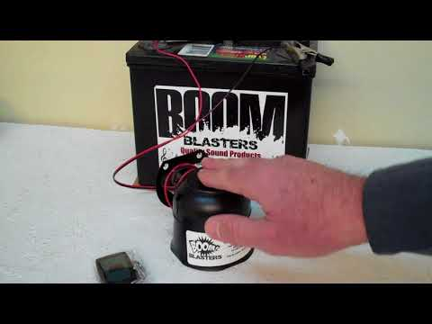 US Air Force Musical Car Horn Wireless