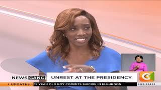 NEWS GANG   The presidency divide
