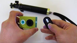 Xiaomi Yi Monopod Selfie Stick with Remote Controller