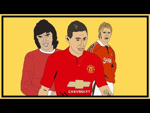Manchester United's Number 7s: A Brief History Of
