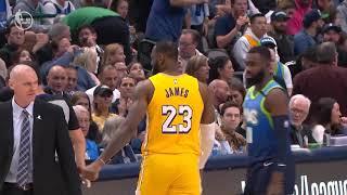 Los Angeles Lakers vs Dallas Mavericks - Full Game Highlights Jan. 11 2020