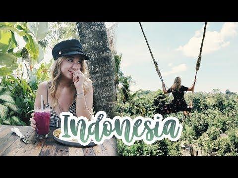 Indonesia (Yogyakarta & Bali) 🇮🇩 Travel Diary
