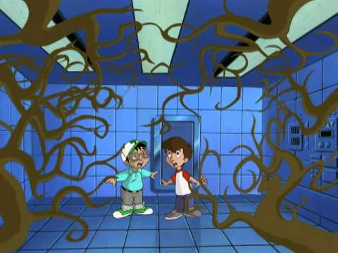 Adventures In Odyssey Escape From The Forbidden Matrix Clip Youtube