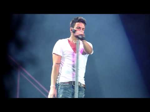 Peter Andre, Perfect Night - Sheffield 18.12.10