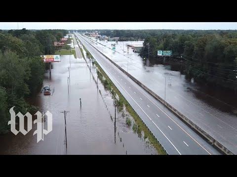 '200-year flood:' The Carolinas after Hurricane Florence