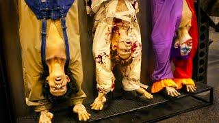 SHOCK Costumes and SCARY Halloween Animatronics