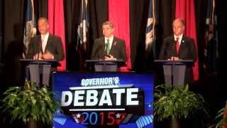 2015 Gubernatorial Debate