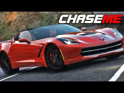 Chase Me E10 - Too Easy? | 2014 Chevrolet Corvette C7 Stingray