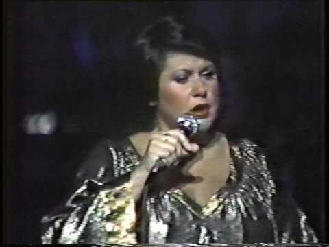 Quand on se donne Ginette Reno en concert Fev 1982