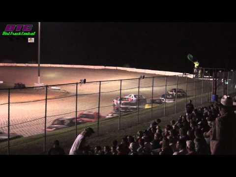 Stuart Speedway IMCA Stock Car A Feature 9 2 12 1
