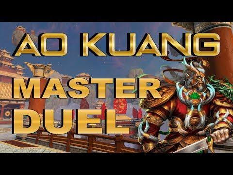 SMITE! AO Kuang, Pues no me esperaba menos :S! Master Duel S4 #39