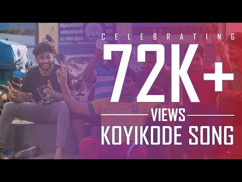 Koyikode song | Tribute to Kozhikode | Goodalochana movie | hyperlapse | gopi sundar inspired