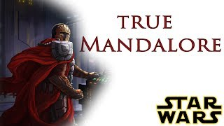 A True Mandalore ? - Price of Dignity