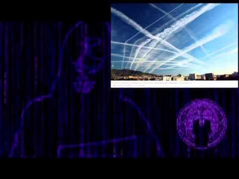 Anonymous Geoengineering (diamonds in the sky)