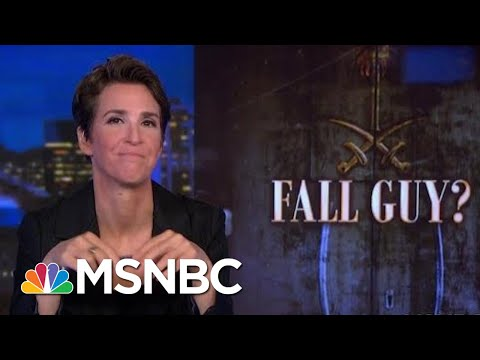 Possible Saudi Fall Guy For Jamal Khashoggi Also Trump Camp Middle Man | Rachel Maddow | MSNBC