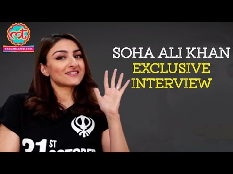 Soha Ali Khan Exclusive Interview | 31st October Movie | The Lallantop