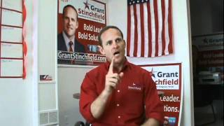 North Texas Council Vetting of Grant Stinchfield for TX Congressional District 24 (2 of 3) Thumbnail