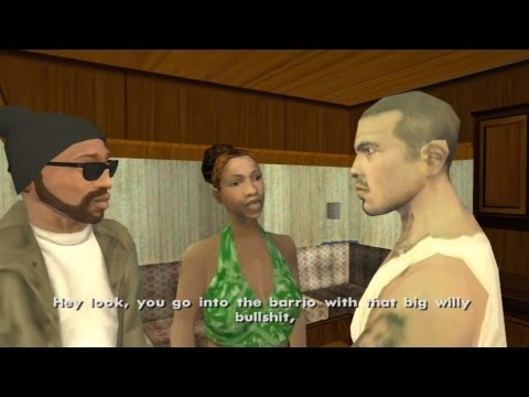 King In Exile - GTA: San Andreas Mission #33