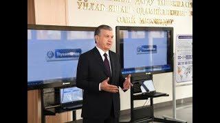 Неделя Президента Узбекистана (26 ноября - 2 декабря 2018г.,
